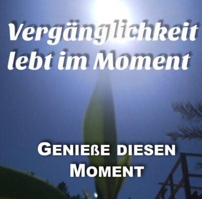 #35 Genieße diesen Moment