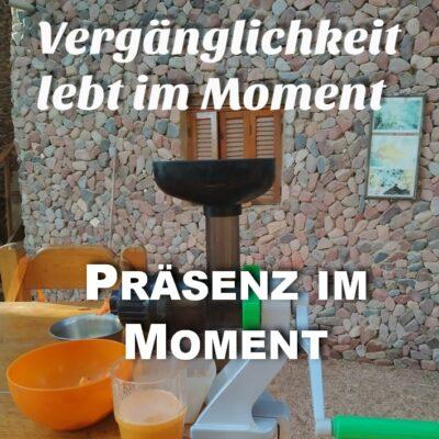 #26 Präsenz im Moment